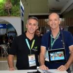 Luciano Bernardo, do Porto Seguro Praia, e Luiz Estevão, de Porto de Galinhas