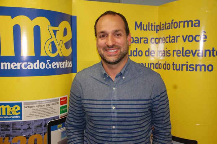 Marcelo Marinho, diretor executivo da ICH