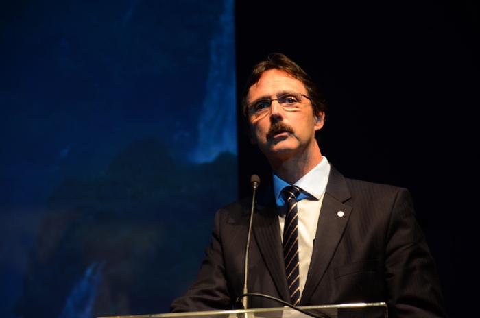 Marcos Stamm, diretor-Geral Brasileiro de Itaipu.