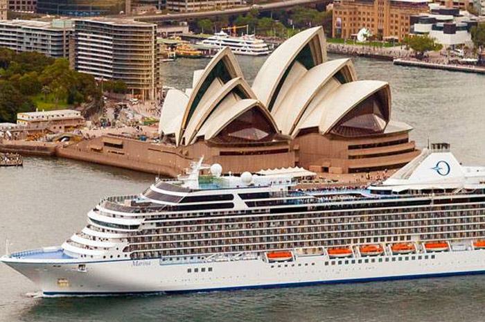 Marina, da Oceania Cruises