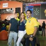 Mauricio Lima e família
