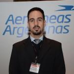 Michel da Rocha, da Aerolineas Argentinas