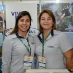 Natalia Alegre e Alexandra Calhau, do Termas de Jurema Resort