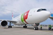 Veja fotos do A330-900NEO da TAP