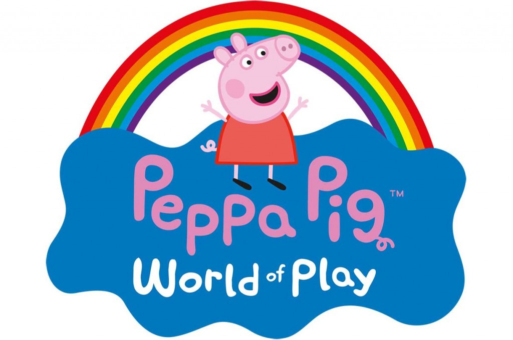 O Peppa Pig World of Play será inaugurado no primeiro semestre de 2019