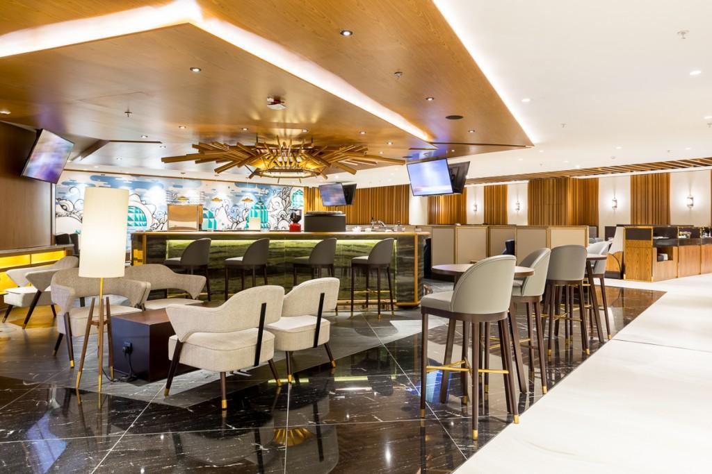 Plaza Premium Loung - Domestic Departures