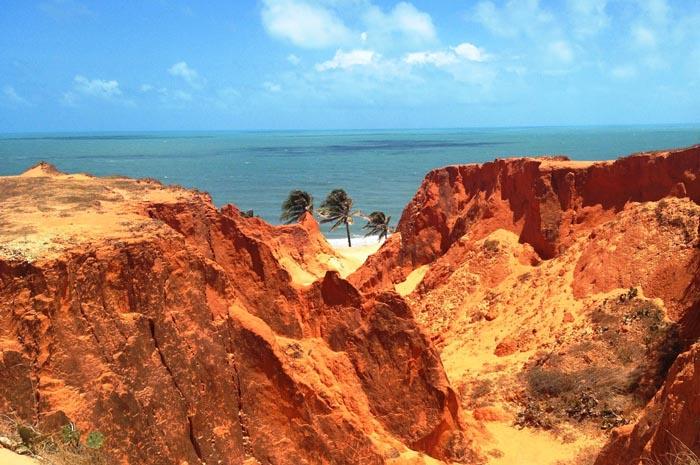 Praia de Beberibe  Ceara