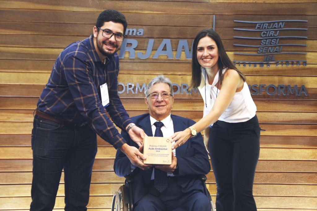 Prêmio Firjan - le Canton