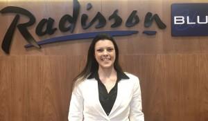 Radisson Blu São Paulo tem nova gerente de Vendas