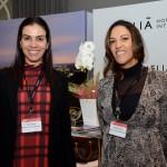 Raquel Biage e Elizabeth Santos, do Meliá Hotels