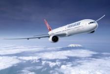 Turkish Airlines atinge taxa de ocupação recorde em agosto