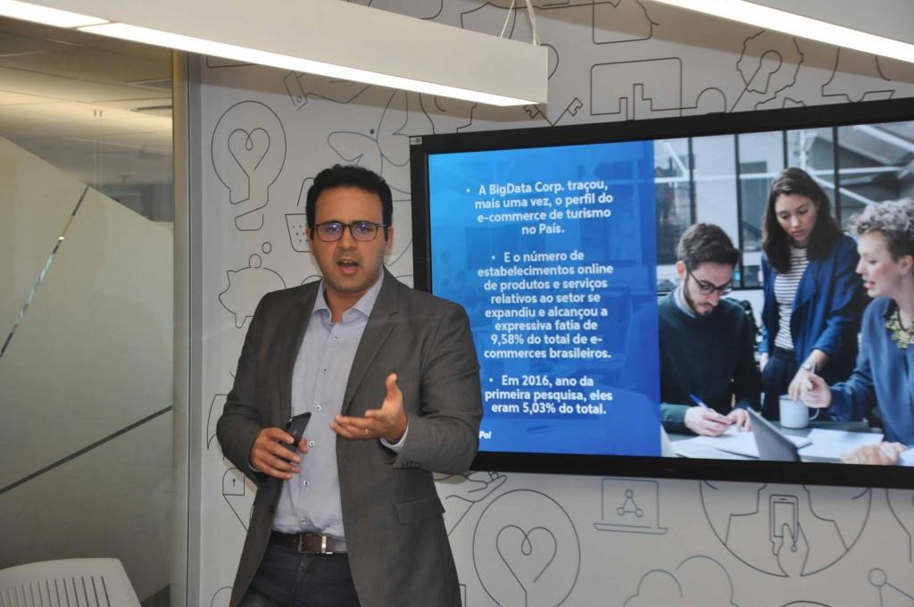 Thiago Chueiri, diretor de Desenvolvimento de Negócios do PayPal Brasil