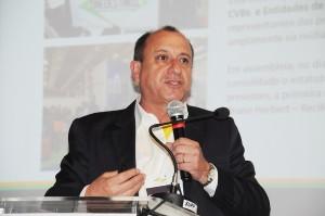 Toni Sando, presidente da Unedestinos