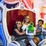 Toy Story Mania! combina a diversão de videogame e tecnologia 4D