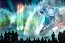 Universal terá novo espetáculo de cinema na lagoa do Universal Studios