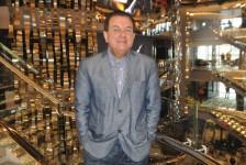 CVC já vendeu 10 mil pacotes para o MSC Seaview, afirma Valter Patriani