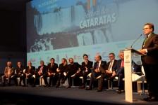 Com expectativa de mais de 8 mil visitantes, Festival das Cataratas é aberto oficialmente em Foz