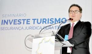 Ministro pede um melhor ambiente de negócios para investimentos no Turismo