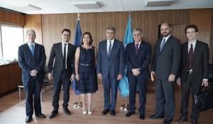 Embratur se reúne com OMT e Turispaña, em Madri