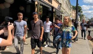 Embratur promove ação com influenciadores digitais na Rússia