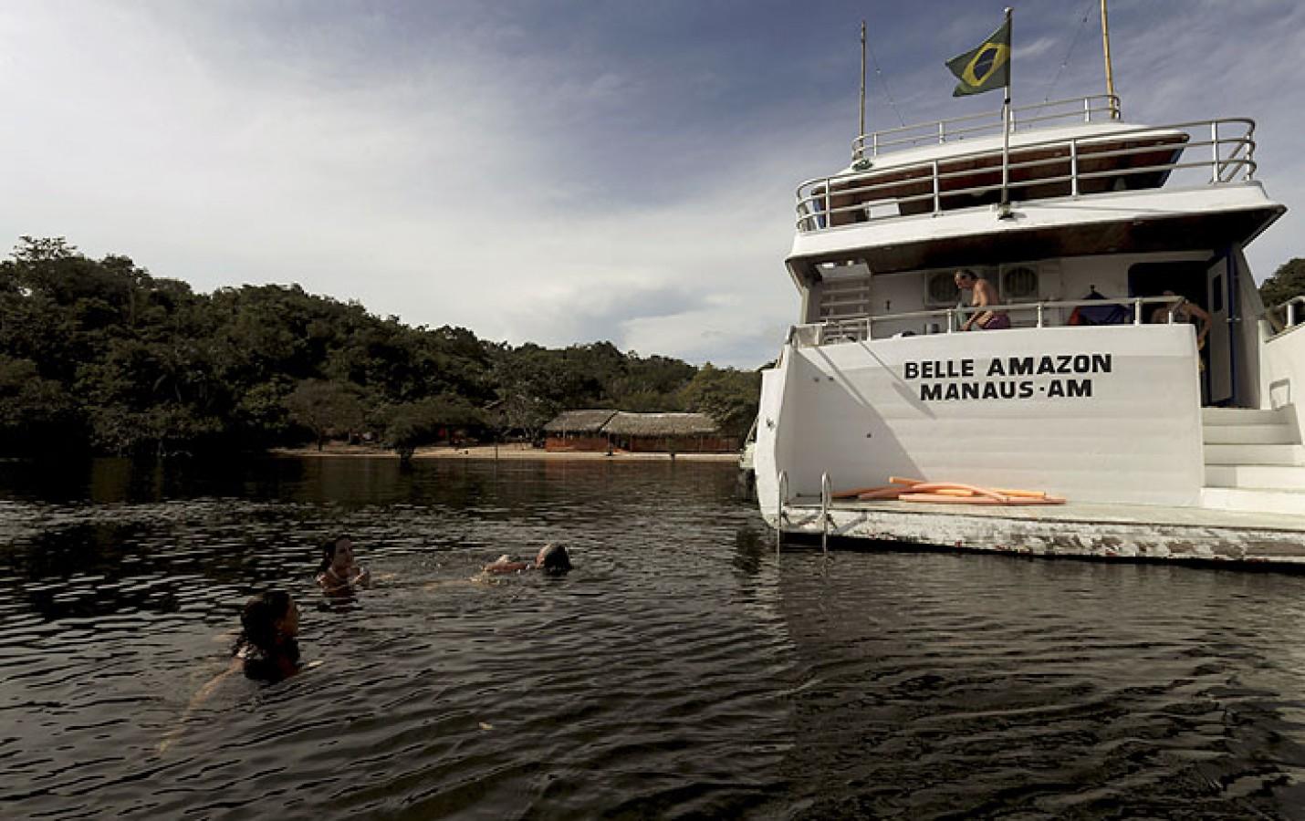 Cruzeiro fluvial pela Amazônia Paraense