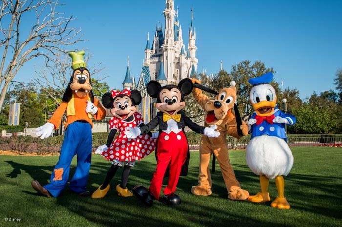 Ofertas são por tempo limitado e validas paras os resorts dentro do complexo da Disney