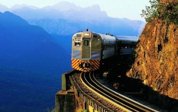 Conheça, em vídeo, o passeio da Serra Verde Express