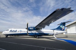 Azul aumenta oferta em Cascavel (PR) e anuncia nova rota em Sinop (MT)