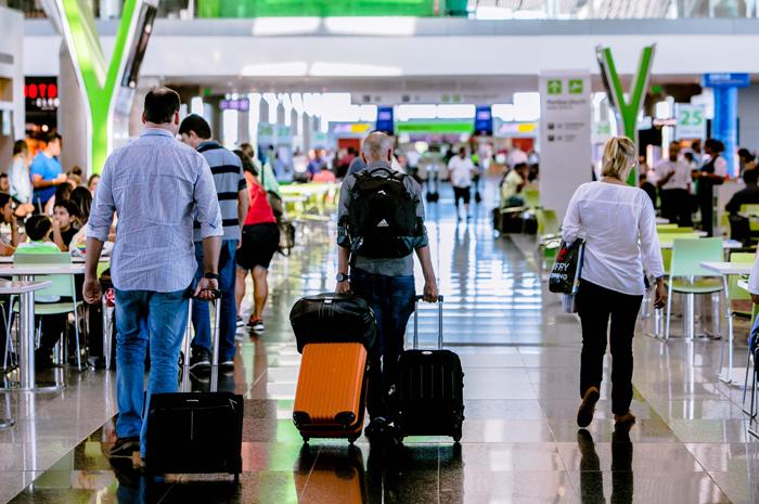 Aeroporto de Brasília Crédito: Felipe Menezes cópia