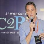 Alexander Balardjischvili, CEO da C2Rio