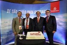 Embratur: novo voo da Emirates impulsiona promoção na Ásia