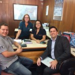 Blitz da Marriott na agência Vasco da Gama (SantosSP)