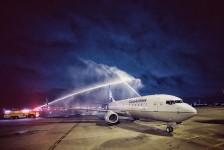 Copa Airlines inaugura voo de Fortaleza com festa e 80% de ocupação; veja fotos