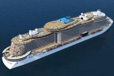 Norwegian confirma dois novos navios do Projeto Classe Leonardo