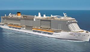 Costa Smeralda terá nova categoria de cabines e museu a bordo
