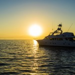 Deslumbrante pôr do sol em Riviera Nayarit