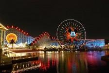 Califórnia autoriza reabertura dos parques temáticos em abril