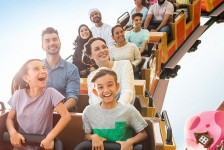 Emirates faz parceria com Dubai Parks and Resorts