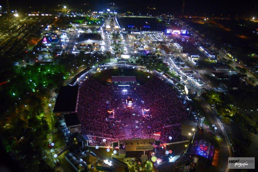 Festa atrai mais de 1 milhão de visitantes (Foto André Monteiro)
