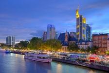 Frankfurt conclui obras de revitalização de centro antigo