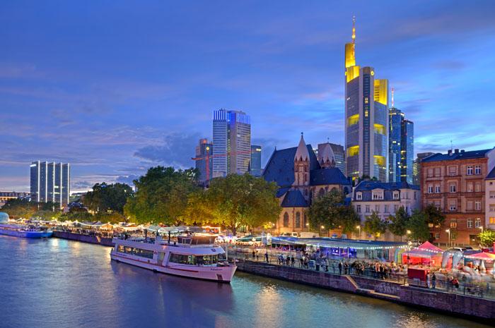 Revitalizado, centro antigo de Frankfurt deve ser muito visitado
