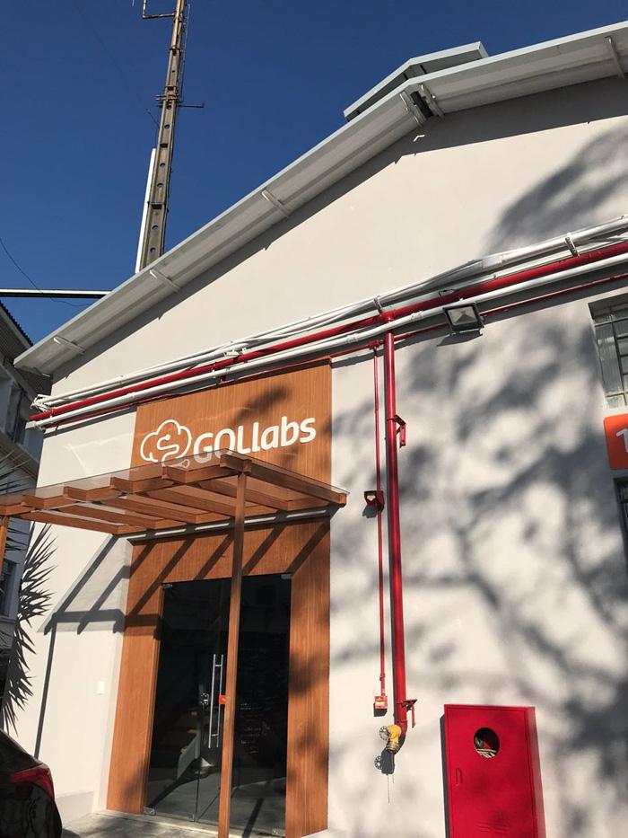GOLlabs fica na sede da Gol, em São Paulo