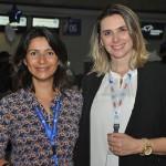 Gabriela Cicone e Mariana Trevizan, da Copa Airlines