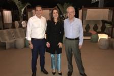 Axis apresenta novos parceiros ao mercado carioca