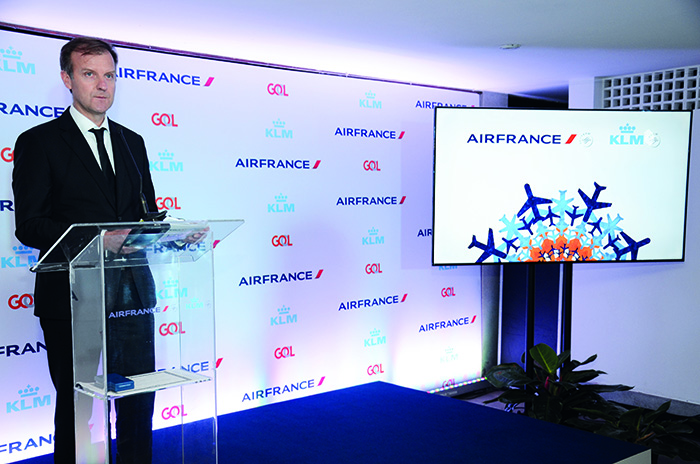Jean-Marc Puchol, da Air France-KLM
