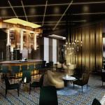 Lounge do Gran Hotel Costa Rica, Curio Collection by Hilton