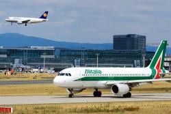 Alitalia é a companhia aérea mais pontual do primeiro trimestre de 2019