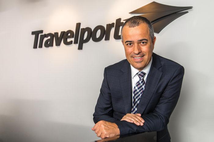 Luis Carlos Vargas atua na Travelport há seis anos