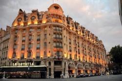 Hotel Lutetia é reaberto após quatro anos de reforma