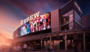 Universal Orlando transmite os jogos da copa no CityWalk